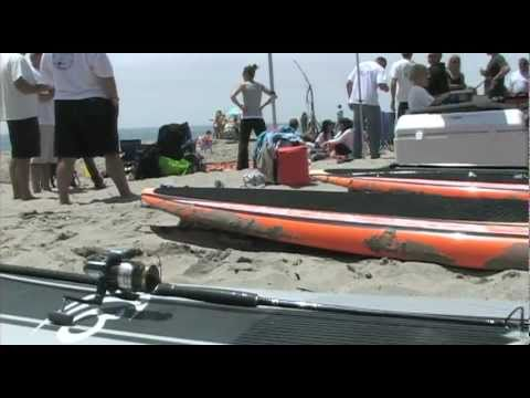 Capitola sup fishing tourney youtube for Capitola fishing report
