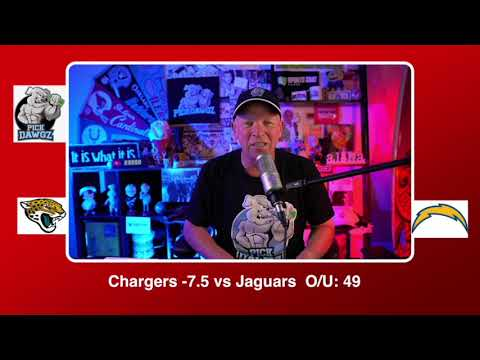 Los Angeles Chargers vs Jacksonville Jaguars NFL Pick and Prediction Sunday 10/25/20 Week 7 NFL
