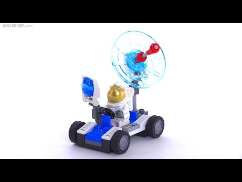 lego astronaut spaceship - photo #26