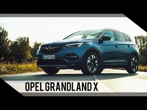 Opel Grandland X | 2017 | 2018 | Test | Review | Fahrbericht | MotorWoche
