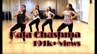 Dance Choreography on Kala Chashma | Baar Baar Dekho | Sidharth Malhotra Katrina Kaif