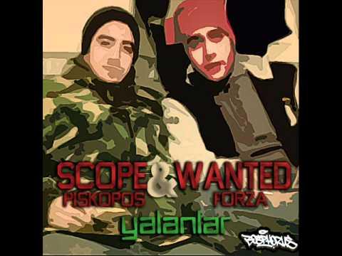 Scope Piskopos feat. Wanted - Yalanlar (Diss)
