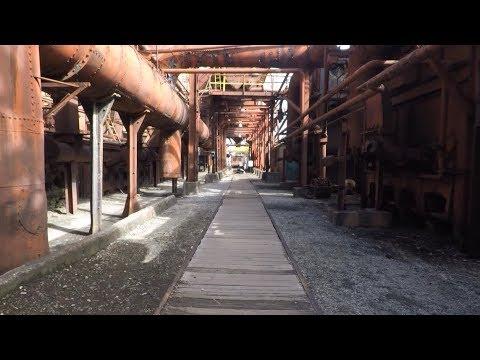 Exploring 1880 Pig Iron Factory: Sloss Furnaces