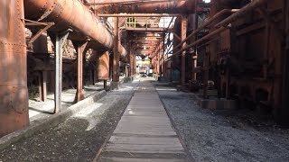 Exploring 1880 Pig Iron Factory: Sloss Furnaces