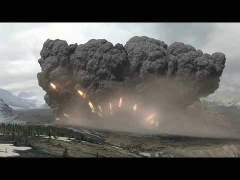 Йеллоустоун готовится к извержению критический объем пройден!