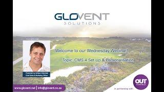 GLO CMS Set Up & Personalisation