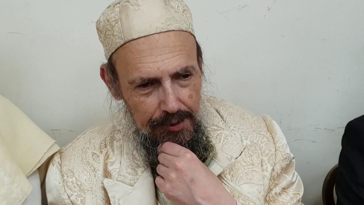 """הGPS והוויז של באבא סאלי זצוק""""ל - הרב דב קוק"""