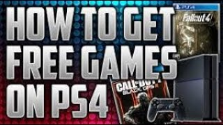 how to get free games on ps4 (hurry before patch)hack /glitch no money included