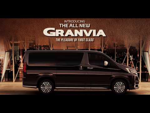 تويوتا جرانفيا الجديدة كليا - All-New Toyota Granvia