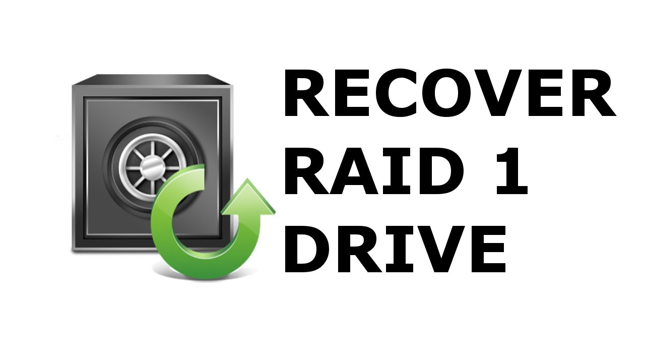 Recover Data from Single RAID 1 Hard Drive (LINUX-Based NAS)