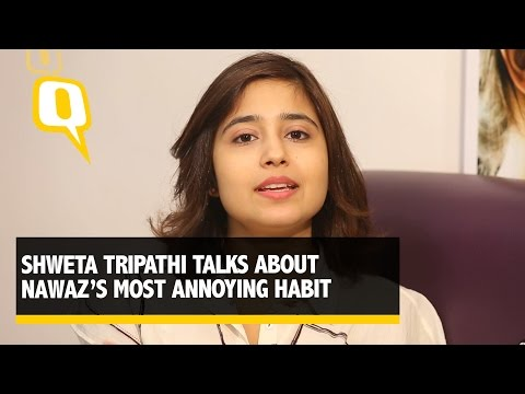 Shweta Tripathi Talks about playing a 15-year-old in 'Haramkhor'