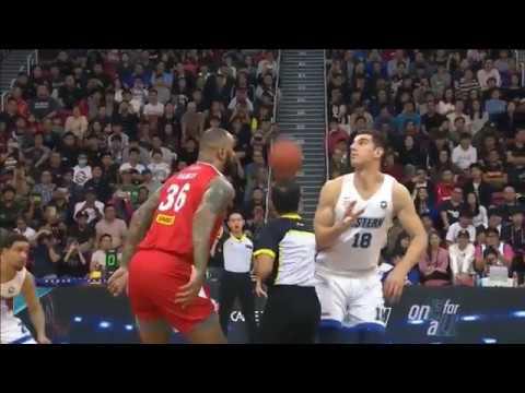 Hong Kong Eastern v San Miguel Alab | CONDENSED HIGHLIGHTS | 2018-2019 ASEAN Basketball League