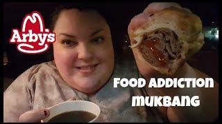 ARBY'S BEEF DIP FAST FOOD FRIDAY FINALE