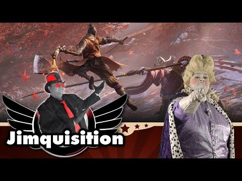 A Difficult Subject (The Jimquisition)