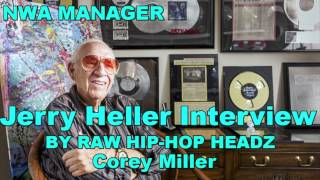 Jerry Heller Talks NWA Movie, Ice Cube, Eazy E's Murder, Suge Knight Interview  2015