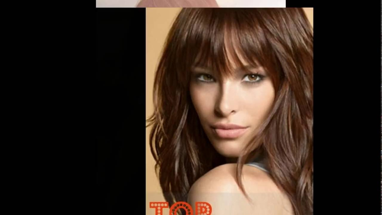 Layered Hair With Bangs For Thin Hair 25