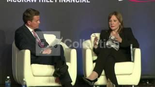 NY:GM CEO MARY BARRA Qamp;A J.D. POWER NADA FORUM