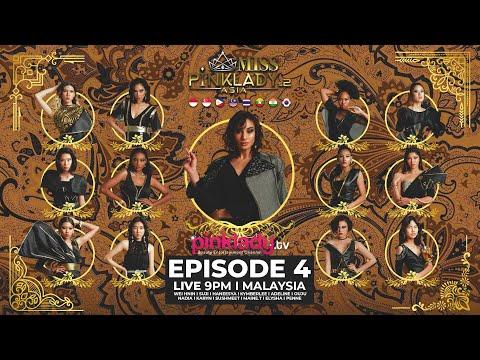 #MPLAS2 Miss Pinklady Asia Season 2 - Eps 04