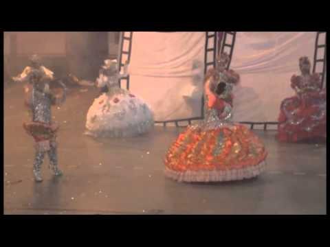 FIGDQUERJ -  ARTE SHOW 2015 - RECREATIVO CAXIENSE