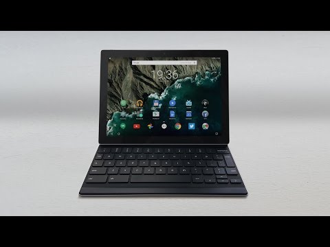Обзор Google Pixel C