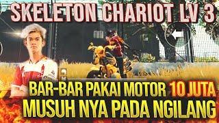 BARBAR PAKAI MOTOR 10 JUTA !!! PUBGM