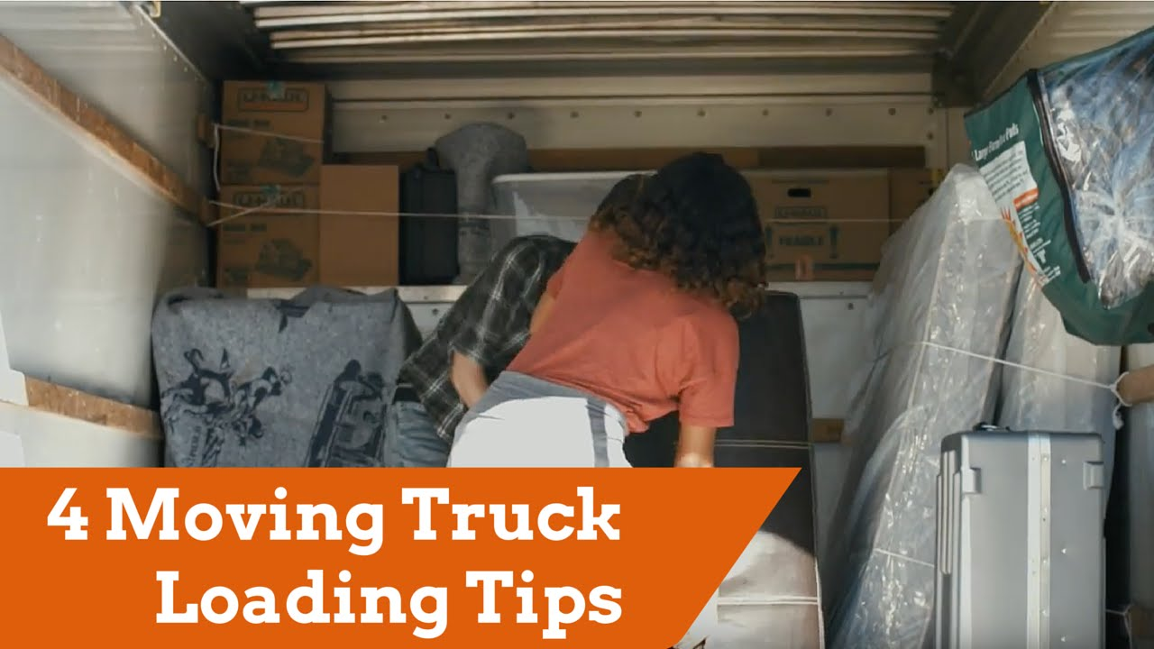 U-Haul: Tips: How To Effectively Load Your U-Haul Truck on