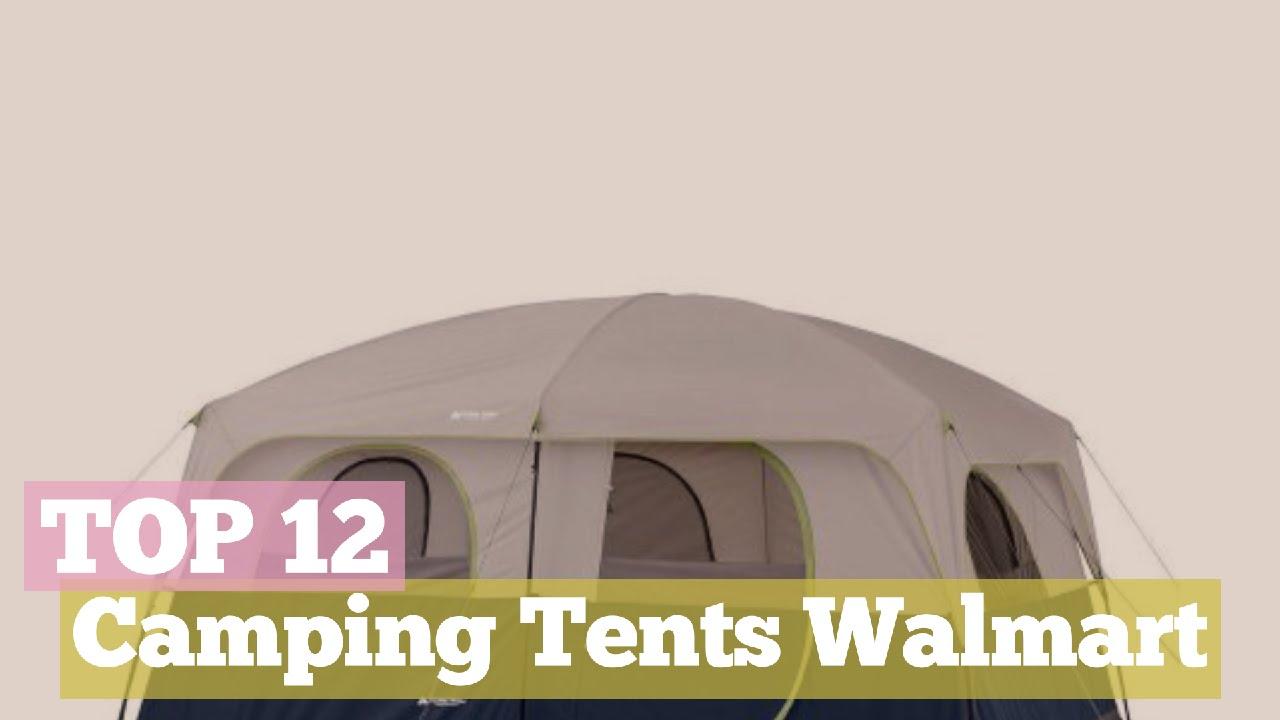 Top 12 C&ing Tents Walmart // Walmart Best Sellers Tents  sc 1 st  YouTube & Top 12 Camping Tents Walmart // Walmart Best Sellers Tents - YouTube