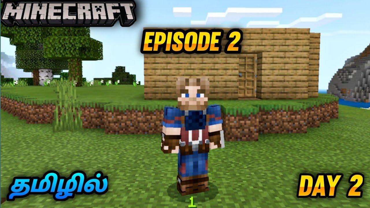 Minecraft Pocket Edition Gameplay  | Minecraft Full Gameplay | Episode 2 | Tamil | George Gaming |
