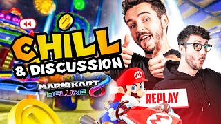 On DISCUTE sur Mario Kart avec Ponce & Play !