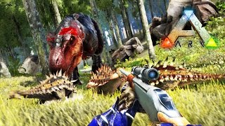 ARK: Survival Evolved - REDEMPTION & SURVIVING DINOSAUR ISLAND! (ARK: Survival Evolved Gameplay)