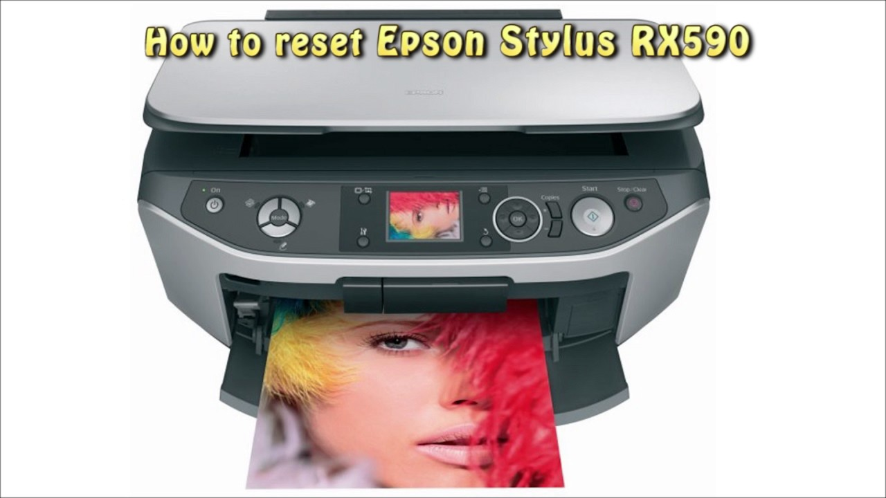 EPSON RX590 DRIVER UPDATE
