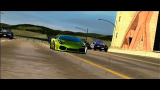 Need for Speed Undercover PS2 gameplay - HQ