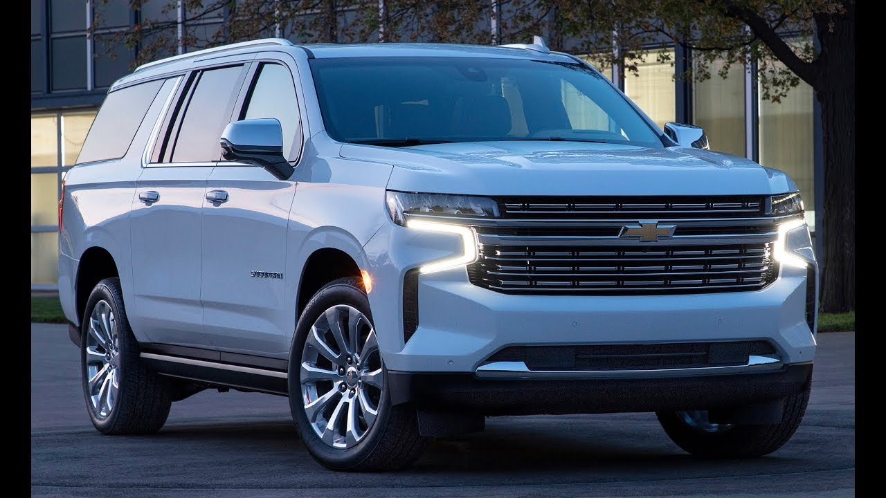 2021 Chevrolet Suburban Exterior and Interior / Excellent ...