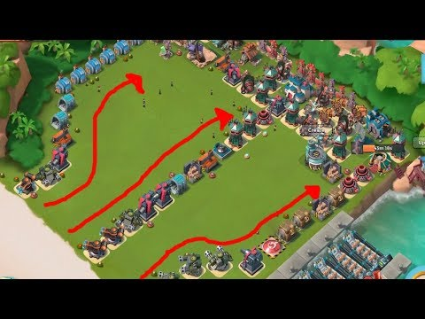 Will this work? Hammerman Defense! Base Build! Boom Beach
