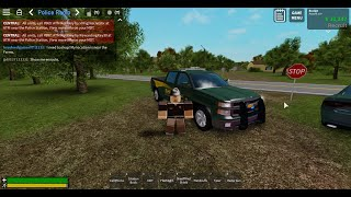 [ROBLOX] Liberty County Sheriff Patrol in a 2017 Chevy Tahoe!