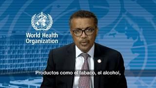 Conferencia Mundial de la OMS sobre las ENT: declaración del Dr. Tedros, Director General de la OMS
