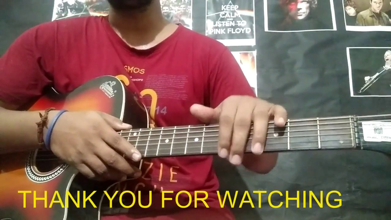 Ek Ajnabee Haseena Se Guitar Lesson 3 Open Chords By Legal