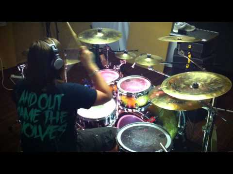 A Day To Remember | Holdin' It Down For The Underground | Drum Cover by Chris Bowling