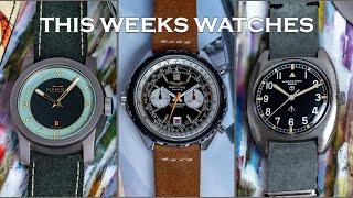 This Weeks Watches - 70s Breit…