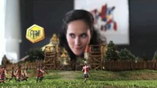 Settlers 7: Paths to a Kingdom - Debut Trailer