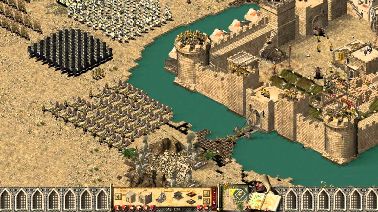 stronghold crusader how to play multiplayer