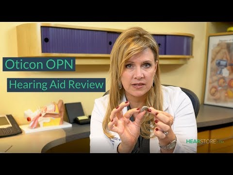 Oticon OPN Hearing Aid Review