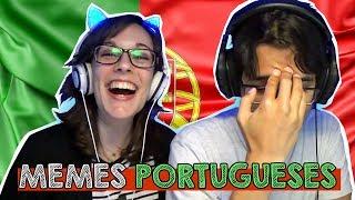 REAGINDO A MEMES DE PORTUGAL