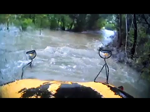 School Bus Gets Swept Away in Texas Flood After Driving Past Warnings