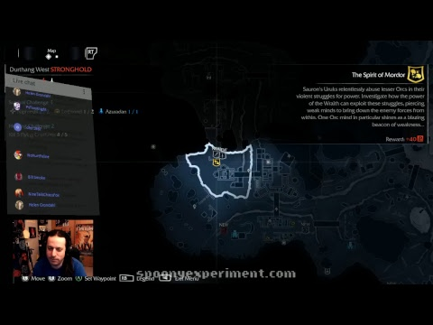 Live Wire - Middle Earth: Shadow of Mordor