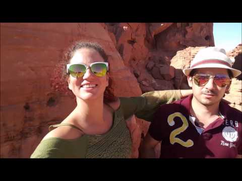 Trip to Casablanca Resort and Valley of Fire  | Life with Marie