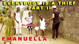 EMANUELLA amp GLORIA EVERBODY IS A THIEF Mark Angel Comedy Mind of Freeky Comedy Episode 74