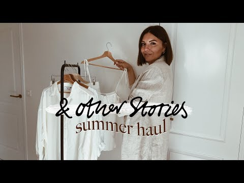 & OTHER STORIES SUMMER HAUL