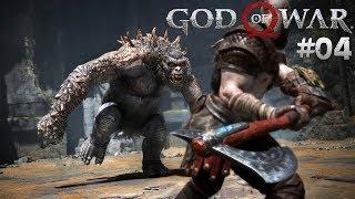 GOD OF WAR : #004 - Viele Draugr - Let's Play God of War Deutsch / German
