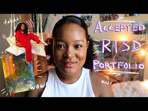 Accepted Art School Portfolio | RISD, Oxford, Stanford, UAL, Goldsmiths, Etc.